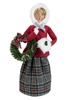 Byers' Choice Caroler - Stewart Woman