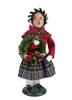 Byers' Choice Caroler - Stewart Girl