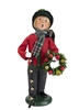 Byers' Choice Caroler - Stewart Boy
