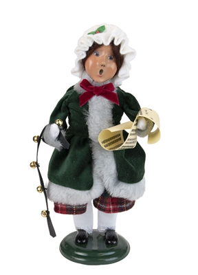 Byers' Choice Caroler - Taylor Girl