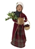 Byers' Choice Caroler - Usher Woman