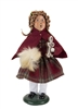 Byers' Choice Caroler - Usher Girl