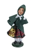 Byers' Choice Caroler - Lantern Girl