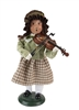 Byers' Choice Caroler - Musical Girl