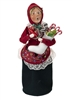 Byers' Choice Caroler - Stocking Woman