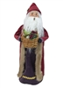 Byers' Choice Caroler - Wine Santa