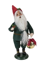 Byers' Choice Caroler - Elf with Bell