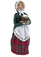 Byers' Choice Caroler - Christmas Sweets Woman