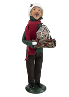 Byers' Choice Caroler - Christmas Sweets Man