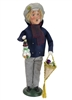 Byers' Choice Caroler - Glass Ornament Man