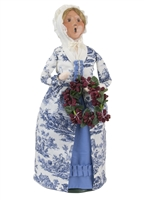 Byers' Choice Caroler - Colonial Woman 2021