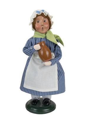 Byers' Choice Caroler - Colonial Girl 2021