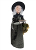 Byers' Choice Caroler - Witch with Pumpkin Pie