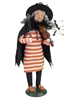 Byers' Choice Caroler - Witch with Violin