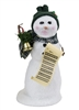 Byers' Choice Caroler - Snowman with Bell