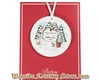 Barlow Designs - Welcome to Sudbury, MA Ornament