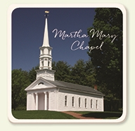 Barlow Designs - Martha Mary Chapel Coaster