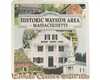 Barlow Designs - Historic Wayside Area Trivet