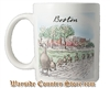 Barlow Designs - Make Way For Ducklings Boston 11oz Mug