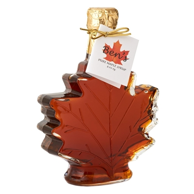 Ben's Sugar Shack - Leaf Syrup (8.45 oz)