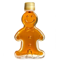 Ben's Sugar Shack - Gingerbread Man Syrup (1.7 oz)