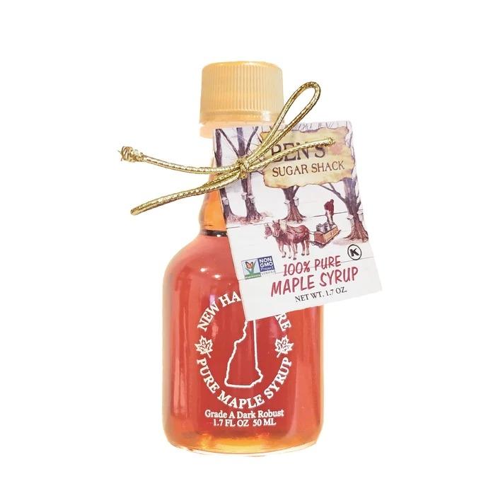 aab0be5d165 Ben s Sugar Shack - Jug Nip Syrup (1.7 oz) View Larger Photo
