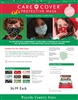 Care Cover Protective Xmas Face Mask - Kids
