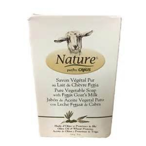 "Goats Milk Soap ""With Olive Oil and Wheat Protein"""