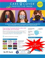 Care Cover Protective Face Mask (Kids)