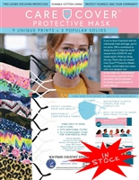 Care Cover Protective Face Mask
