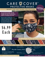 Care Cover Ready for Anything-Adult Mask