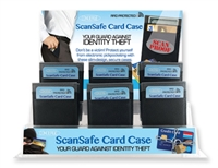 """Concierge"" ScanSafe Card Case for Men"