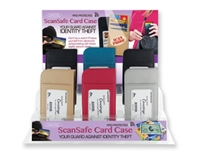 """Concierge"" ScanSafe Card Case for Women"