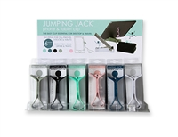 Jumping Jack Phone & Tablet Clip