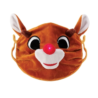 Rudolph Mask - Adults