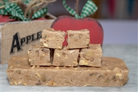 Apple Cinnamon Walnut Fudge