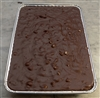 Chocolate Nut Fudge 5 LB Tray