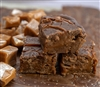 Chocolate Sea Salt Caramel Fudge