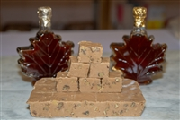 Maple Walnut Fudge 5 LB Tray