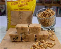 Penuchi Nut Fudge
