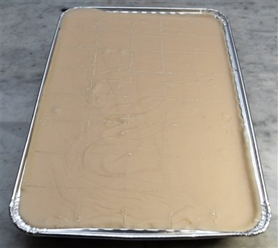 Vanilla Fudge 5 LB Tray