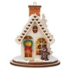 Old World Christmas-Ginger Cottages - Ginger Cottage