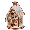 Old World Christmas-Ginger Cottages - Yesterday's Toy
