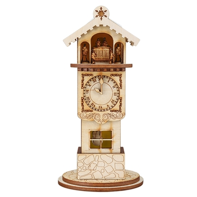 Ginger Cottages - Clock Tower