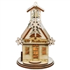 Old World Christmas-Ginger Cottages - Elf Academy One Room School House