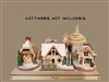 Old World Christmas-Ginger Cottages - Ginger Cottages Display