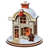 Old World Christmas-Ginger Cottages - Big Red Stock Stocking Co.