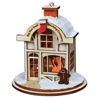 Ginger Cottages - Big Red Stock Stocking Co.
