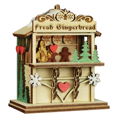 Ginger Cottages - Christmas Market