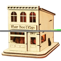 Old World Christmas-Ginger Boo! Hair Boo Tique